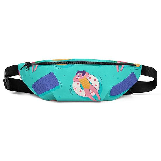 pool fanny pack