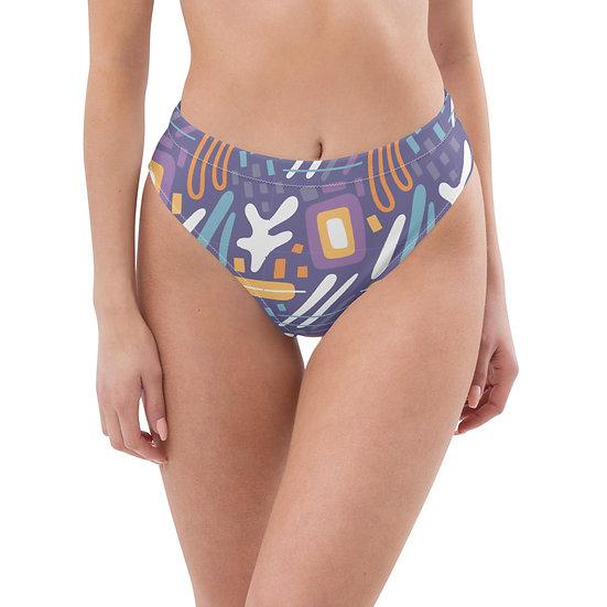 combination #1 bikini bottom
