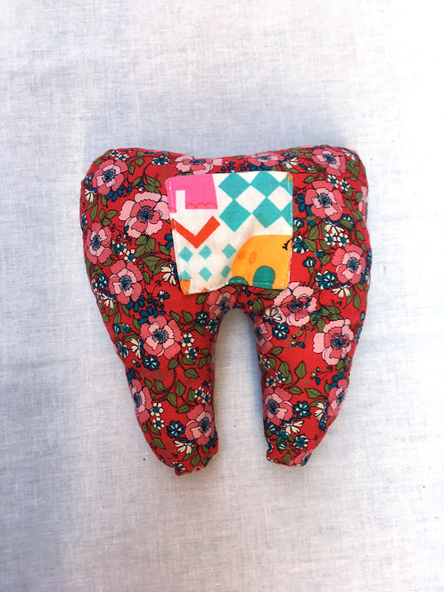 Tooth Pillow Project & Intructions