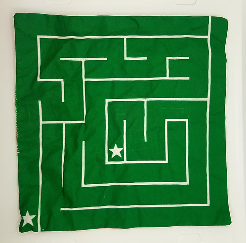 Marble Maze Project & Instructions