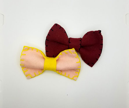 Hair Bow Project & Instructions