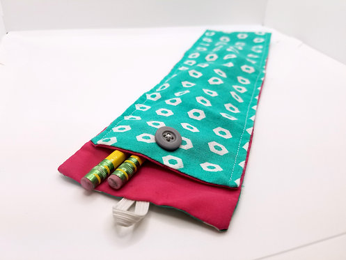 Pencil Pouch Project & Instructions