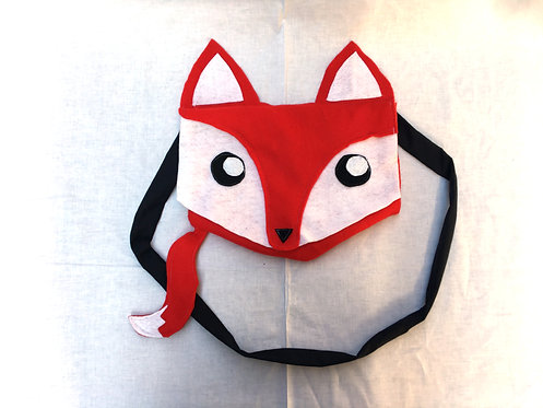 Fox Purse Project & Instructions