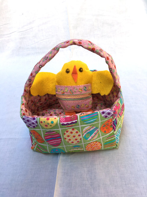 Easter Basket Project & Instructions