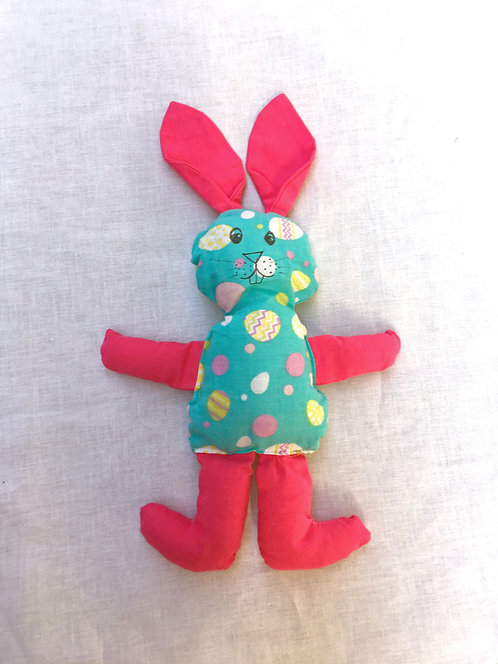 Stuffed Bunny Project & Instructions