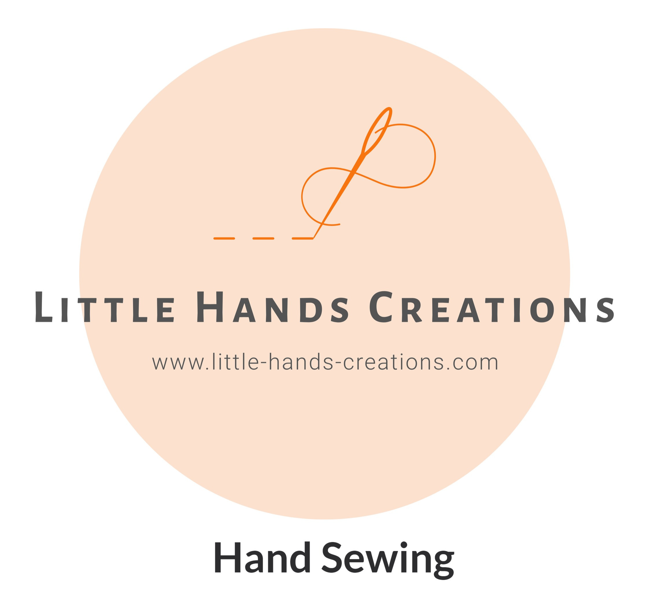 Online Private Hand Sewing Class
