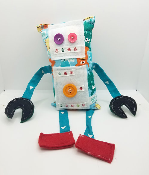 Robot Project & Instructions