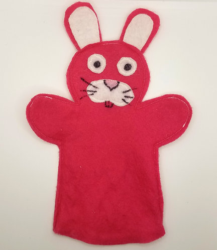 Animal Puppets Project & Instructions