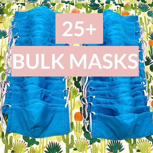 Seattle Protects Bulk Masks