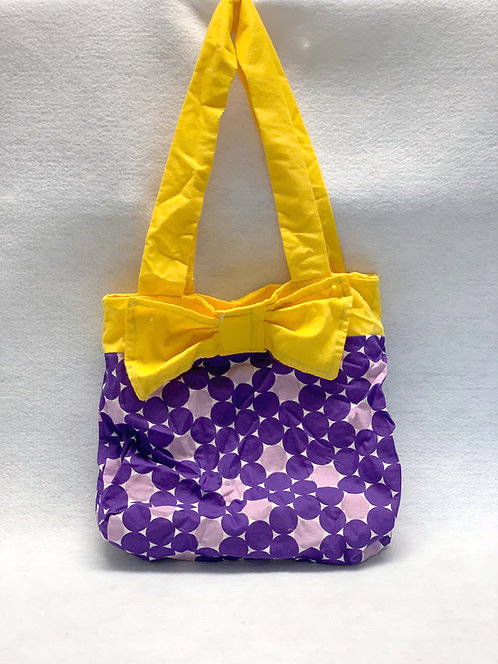 Bow Purse Project & Instructions