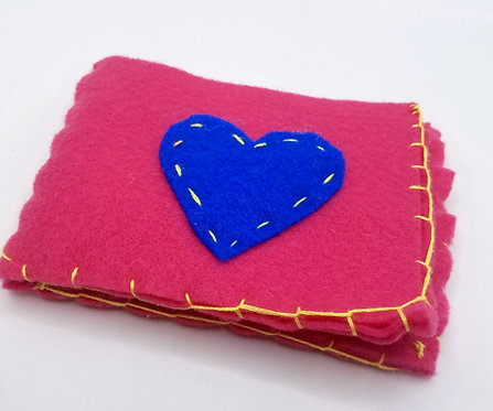Hand Sewn Wallet Project & Instructions