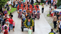 Bezirksmusikfest - 90. jähriges Jubiläum