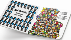 Libros me!Humanity_Coleccionables_Mesa d