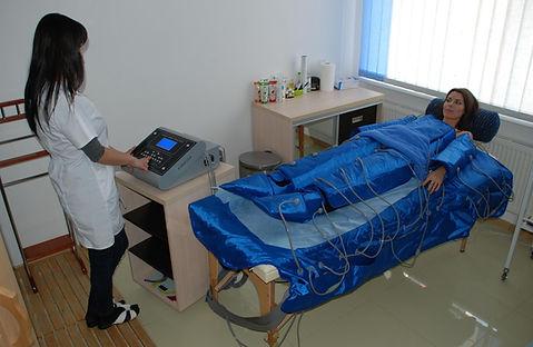 Прессотерапия, прессомассаж, лимфодренажный массаж