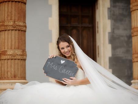 Hannah's Bridal Portrait Session