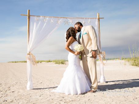 A Magical Beach Wedding