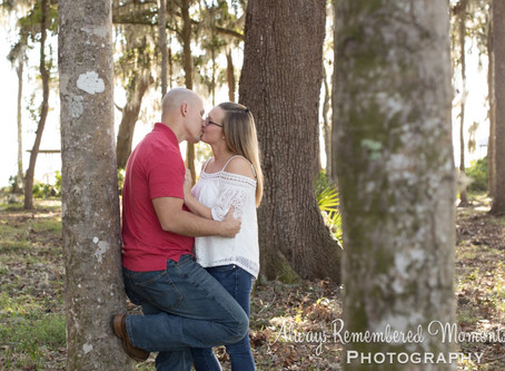 Rivertown Engagement Session