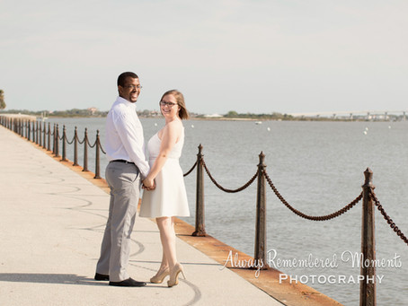 Historic St Augustine Engagement Session