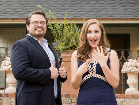 Becky and Brian's Surprise Engagement