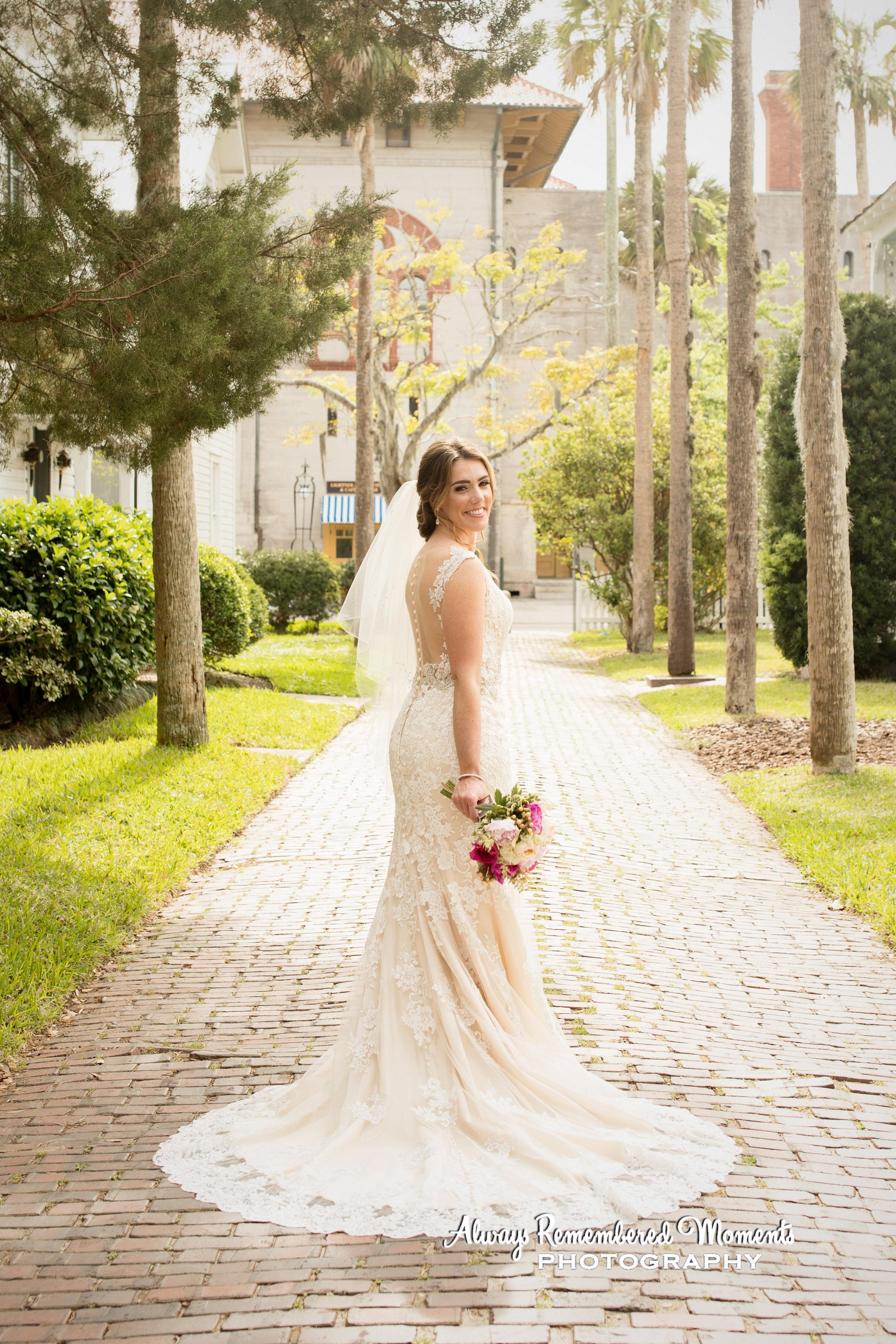Lightner Courtyard Wedding, Lightner Mus
