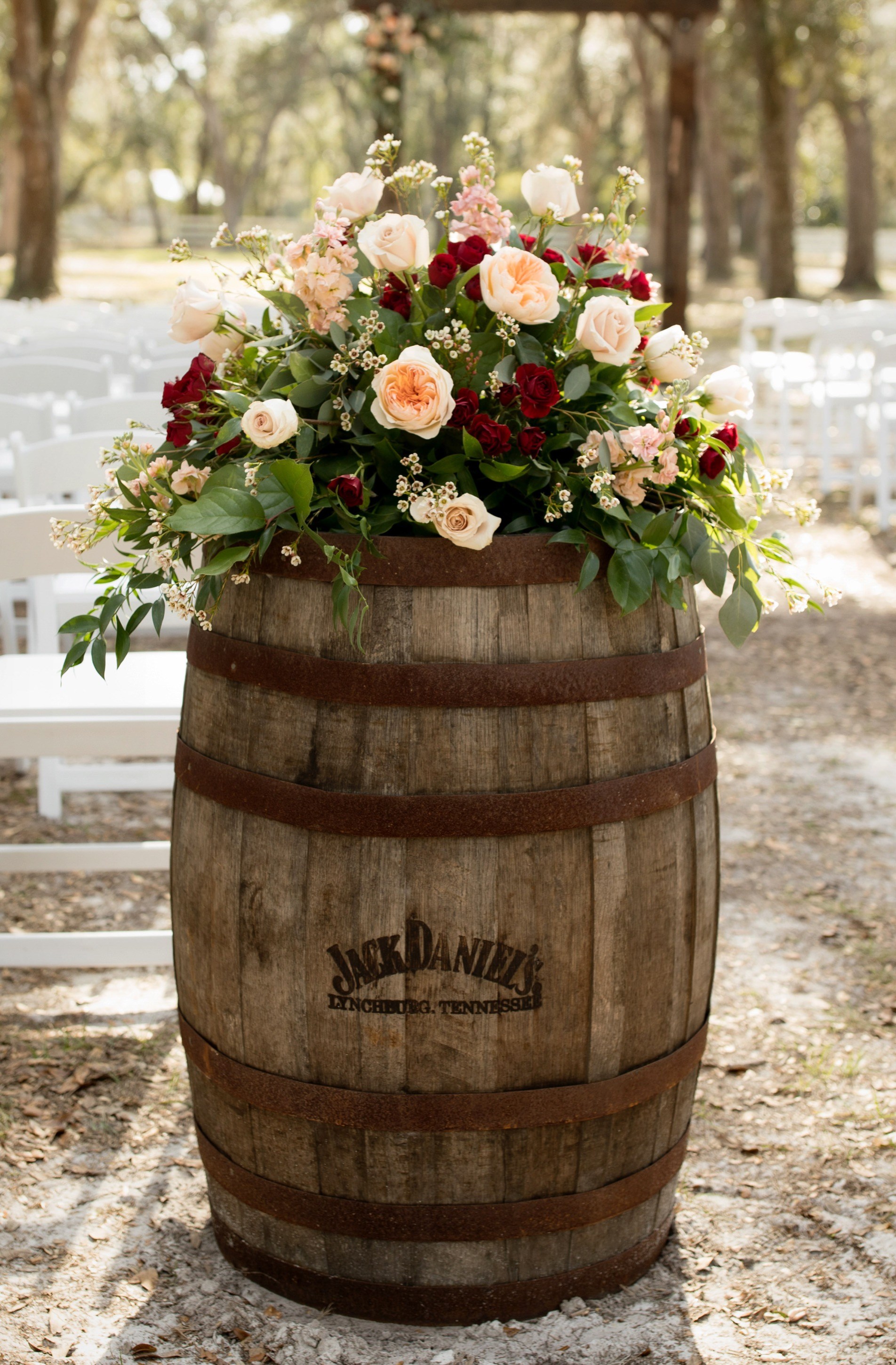 Chandler Oaks, Barn Wedding, St Augustin