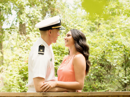 Alpine Grove | Erin & Doug Engagement