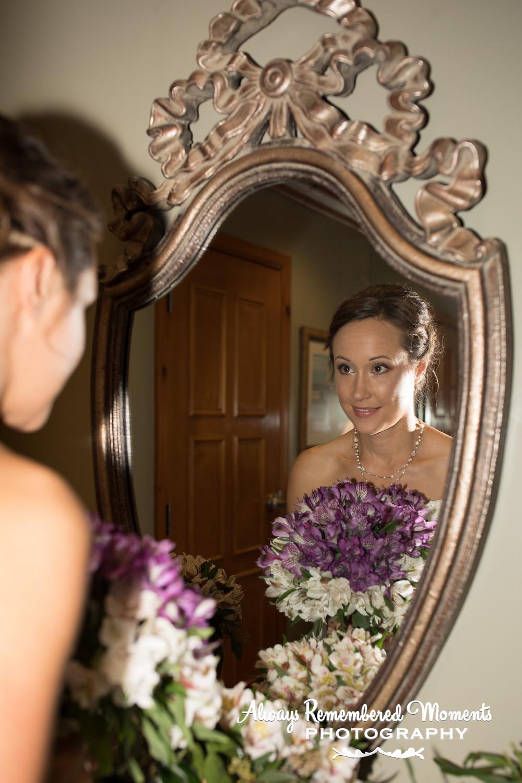 Beautiful reflection image