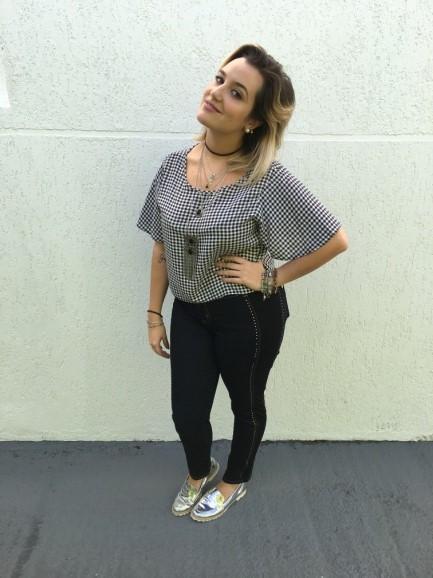Lígia Bender Moreira, jornalista e consultora de moda