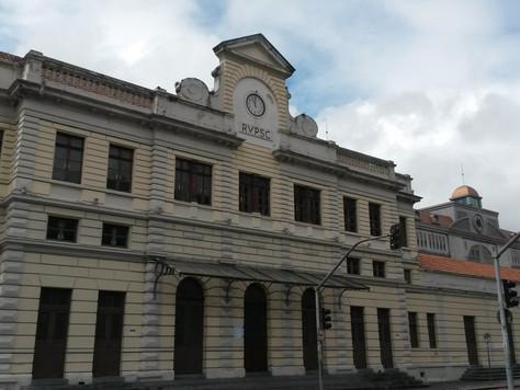 Museu abriga história do transporte ferroviário do Paraná