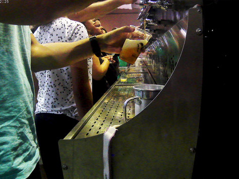 Cervejas artesanais fazem sucesso entre os curitibanos