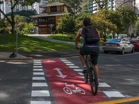 Cicloativismo cresce em Curitiba