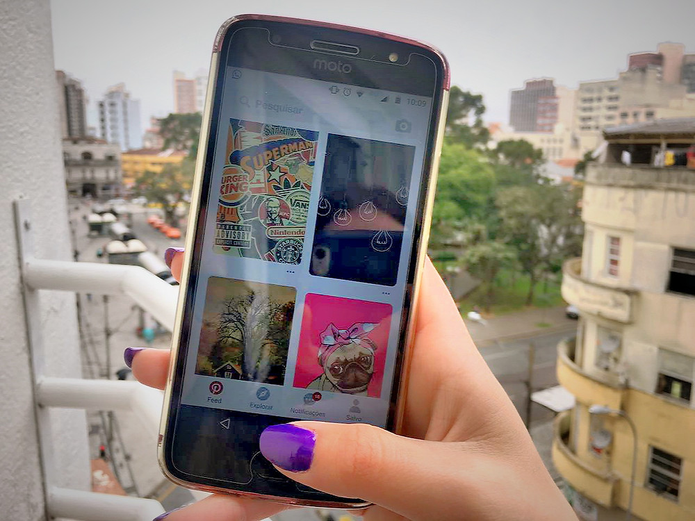 O Pinterest se tornou uma importante ferramenta para o marketing digital