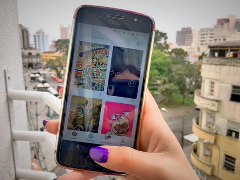 Pinterest é utilizado como ferramenta de marketing digital