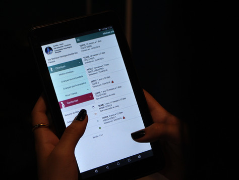 App criado pela Pastoral da Criança ajuda agentes em visitas