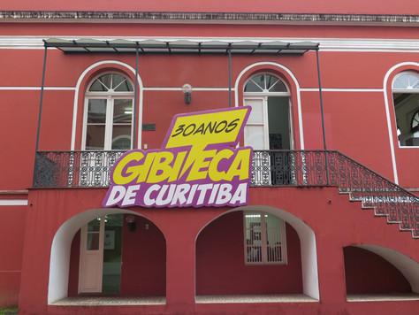 A nova Era de Ouro da Gibiteca de Curitiba