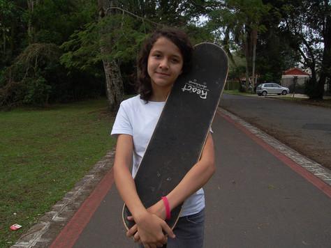As meninas que dão uma cara nova ao skate