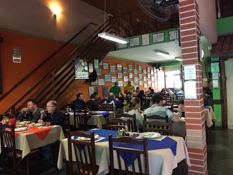 Restaurante no centro já foi palco de noites boêmias