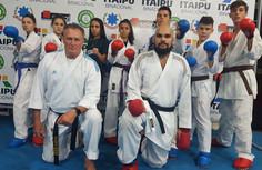 Escola de Karatê em São Miguel do Iguaçu nasce na persistência e dedicação