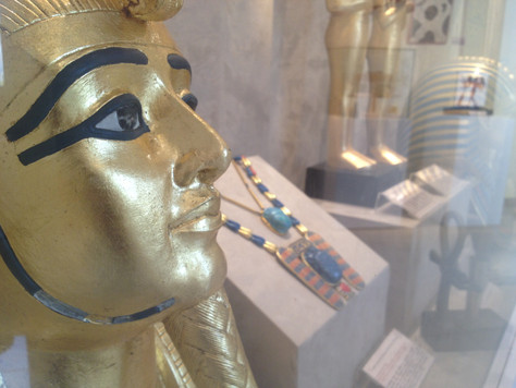 Um pedacinho do Egito Antigo em Curitiba
