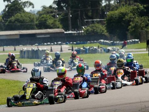 Kart é berço para pilotos e diversão para amadores