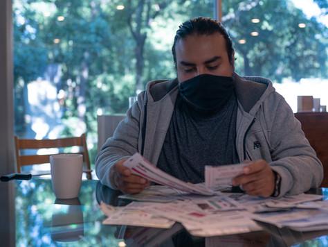 Cresce o número de famílias endividadas na pandemia
