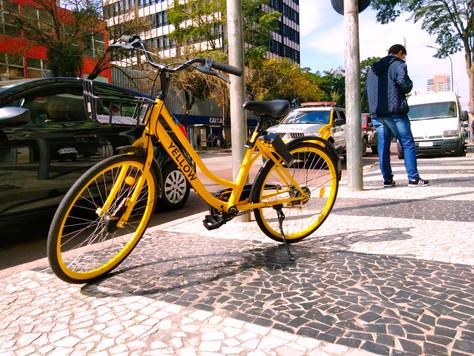Compartilhamento de bicicletas minimiza impactos no meio ambiente