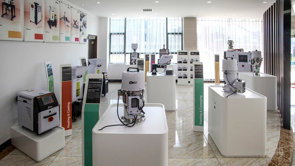 Shini Equipment Show Room