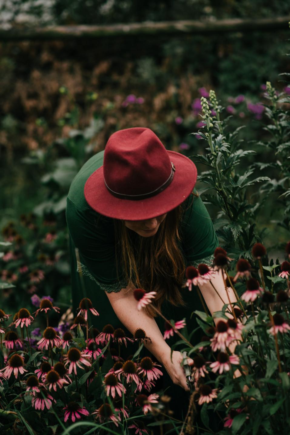 Pluktuinshoot pluktuin bloemenweide fotoshoot Tumbleweed & Fireflies fotografie bloemen plukbloemen veldbloemen wildflowers