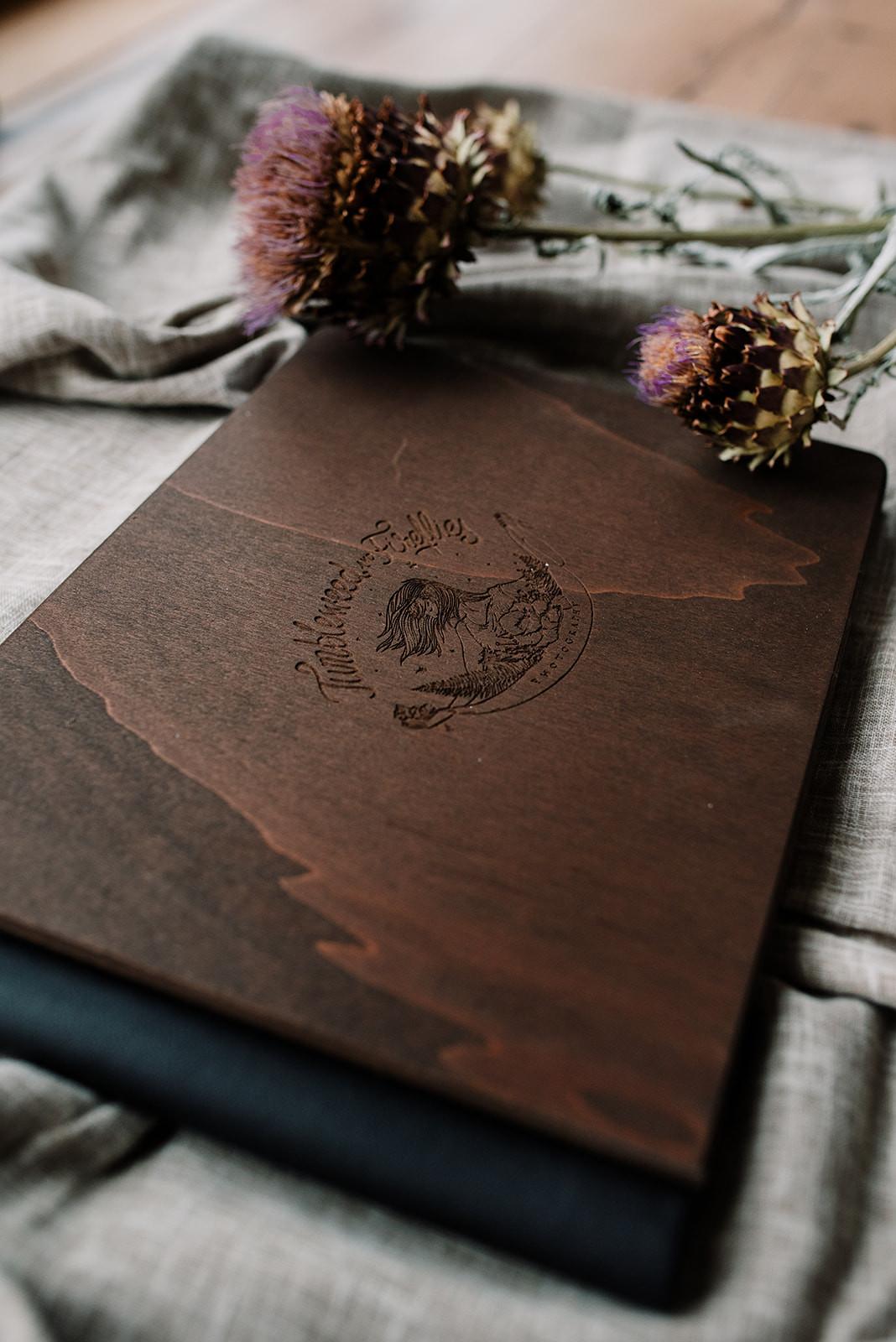 Tumbleweed & Fireflies - houten album-2_