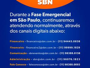 Atendimento SBN