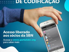 App Manuais de Codificação: Acesso liberado!!