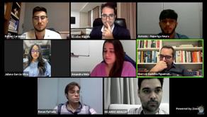 Reunião Ligas Acadêmicas - 31 de Maio - Veja como foi!
