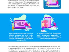 Projeto Universidade SBN - confira