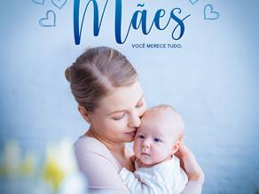 09 de Maio - Dia das Mães! Parabenizamos a todas as mamães neurocirurgiãs.